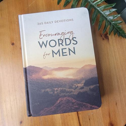 Encouraging Words for Men