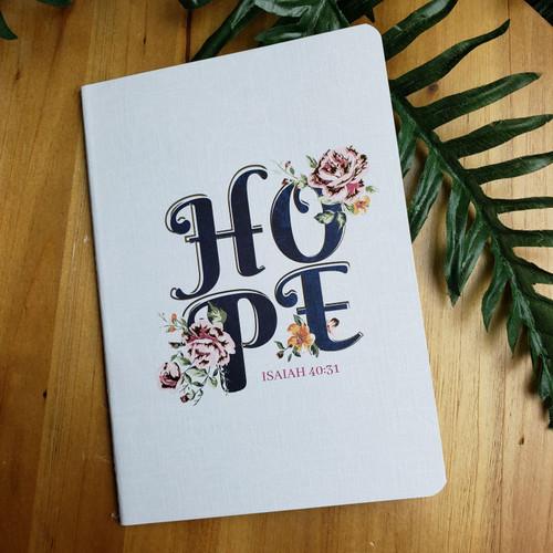 Hope Journal - White