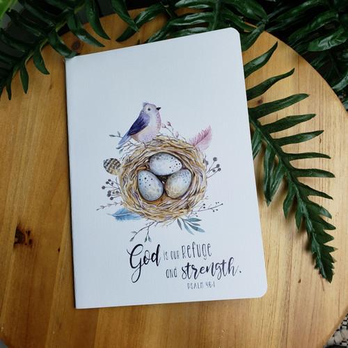 God is Our Refuge Journal - Nest