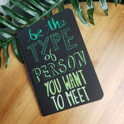 Want to Meet Mini Notebook