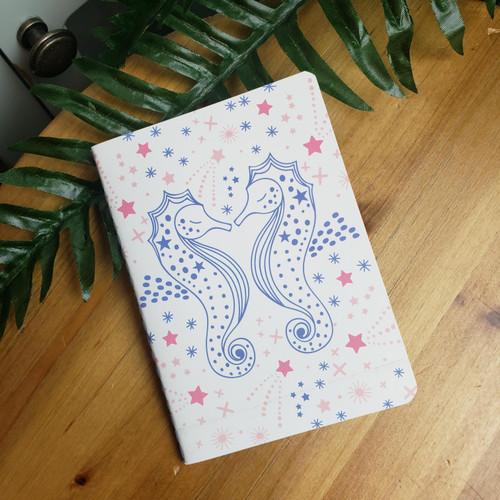 Seahorses Mini Notebook