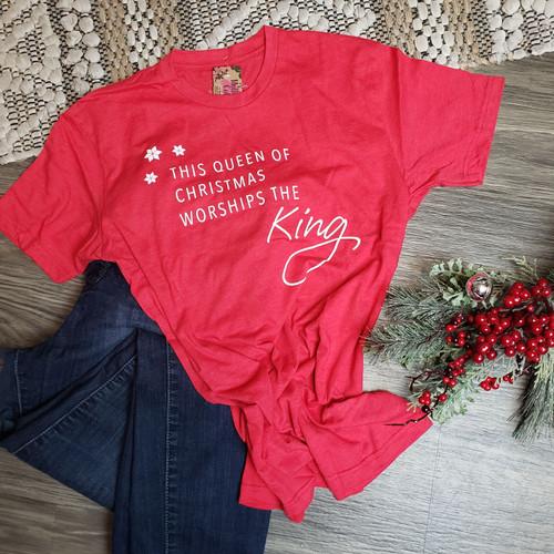 Christmas Queen T-Shirt