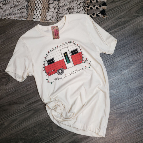 Merry Christams Camper Tee