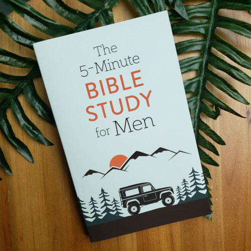 The 5 Minute Bible Study for Men