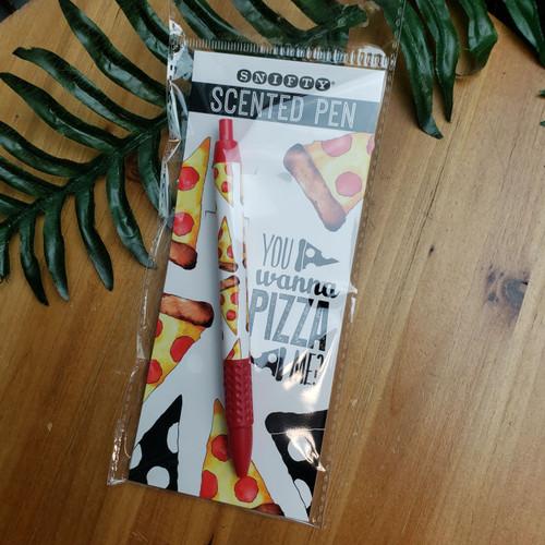 Pizza Scented Pen