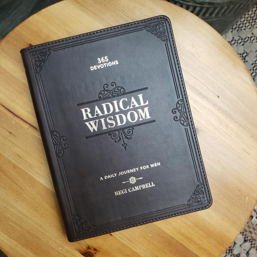 Radical Wisdom A Daily Journey for Men
