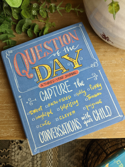 Question of the Day 3 Year Journal
