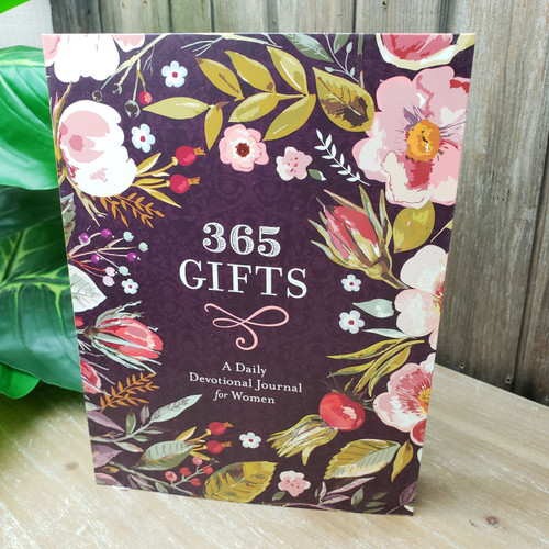 365 Gifts A Daily Devotional Journal for Women
