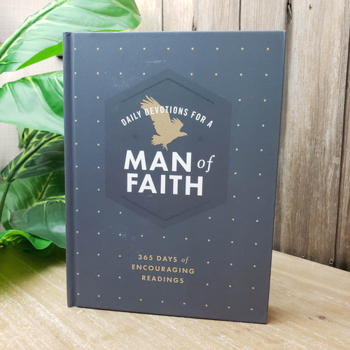 Daily Devotional for a Man of Faith