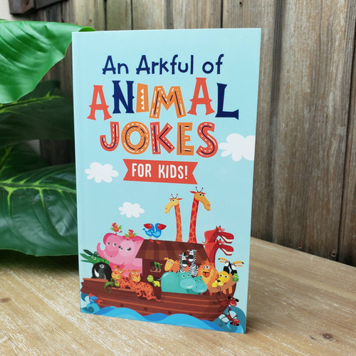 An Arkful of Animal Jokes for Kids!