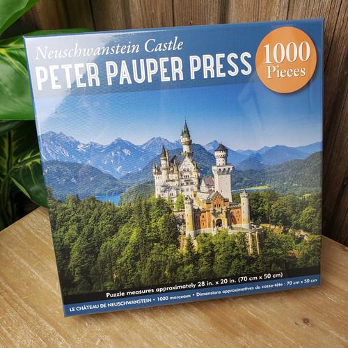 1000 Piece Puzzle-Castle