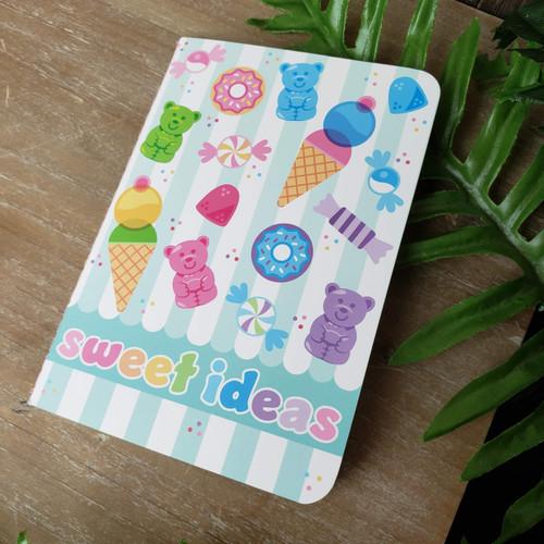 Sweet Ideas Mini Notebook