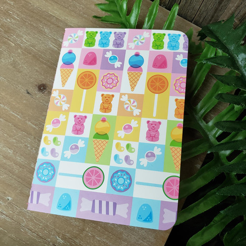 Sugar Rush Mini Notebook
