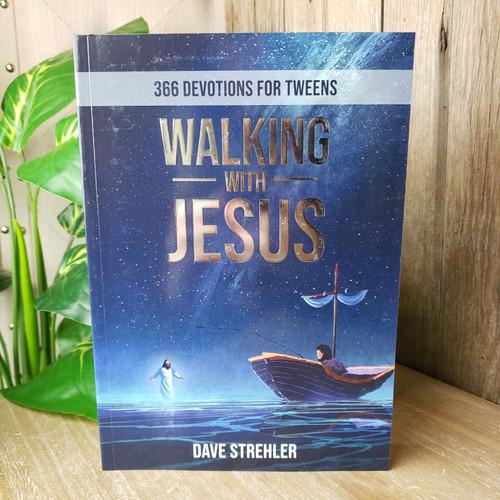 Walking with Jesus-366 Devotions for Tweens