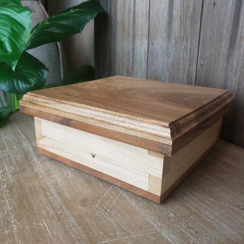 Short Trinket Box-Ash
