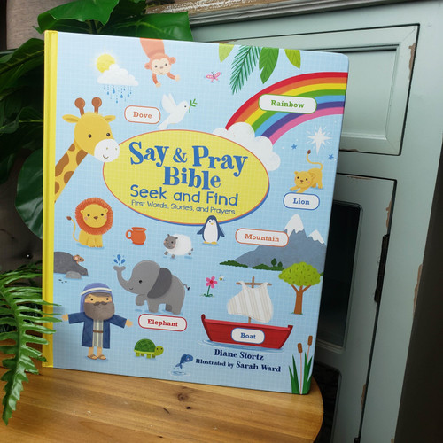 Say & Pray Bible Seek and Find