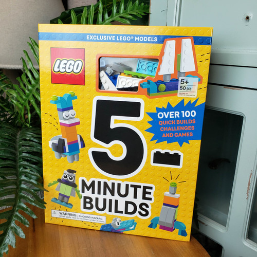 LEGO 5-Minute Builds