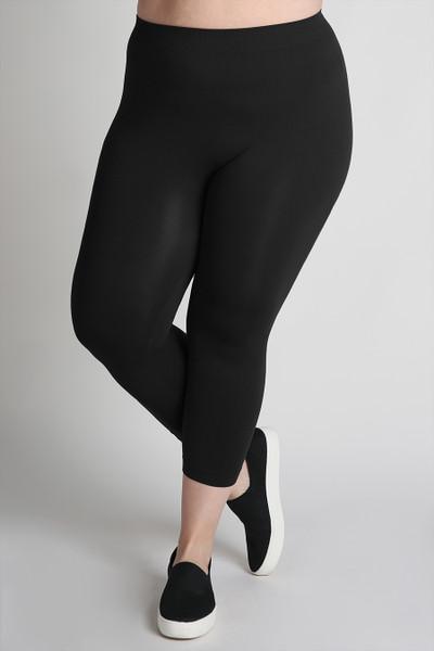 Standard Leggings One Size Plus Capri
