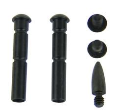 AR15 Anti-walk Pin Set Black USA