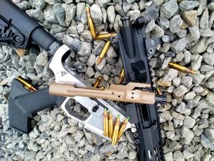 PAMAX XSlick Metallic FDE Bolt Carrier Group