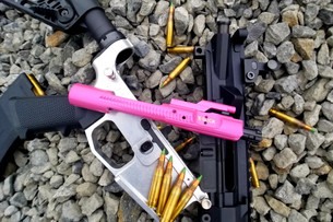 PAMAX XSlick Metallic Pink Bolt Carrier Group