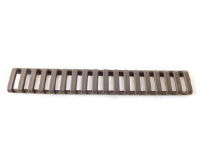 PAMAX Tactical 18-Slot Ladder Rail Cover OD/Green