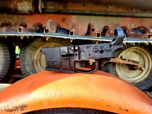 PMT-15 Billet Stripped AR15 Reciever
