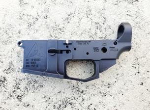PMT-15 Billet Stripped AR15 Receiver