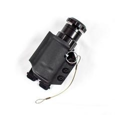 L.I.O.N. HV2 Kydex Black Holster - V2 BASE LEO/MIL