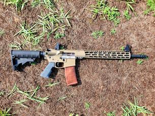 """PMT-15 FDE XSlick .223/5.56 16"""" Rifle"""
