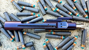 XSlick+ C-158 Premium AR15/M16 Bolt Carrier Group BCG - Midnight
