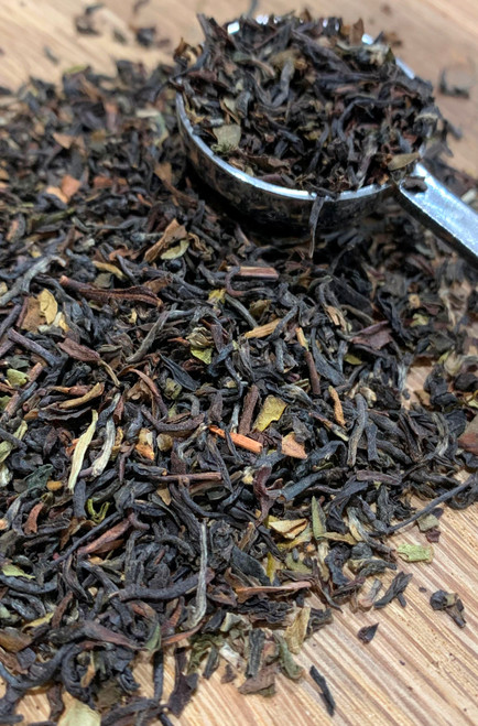 Sisters Tea Company Organic Darjeeling Makaibari Black Tea