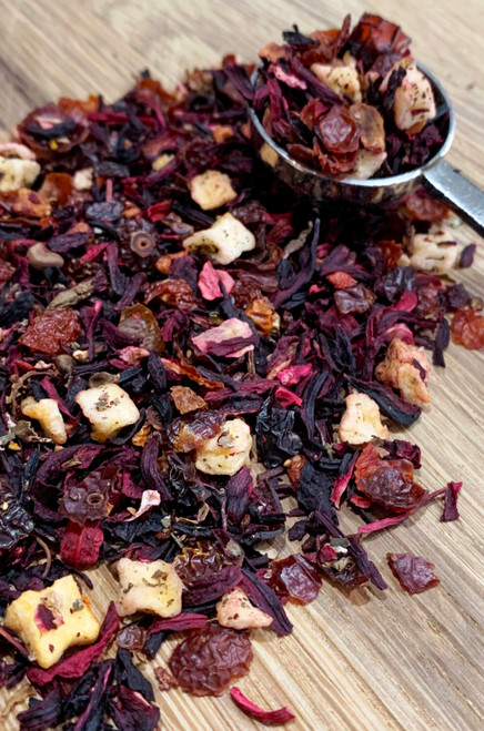 Sisters Tea Company Wild Strawberry Fruit and Herb