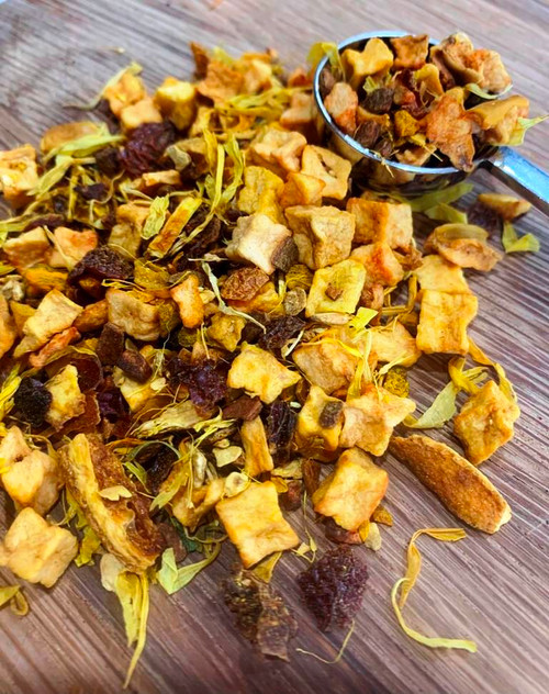 Sisters Tea Company Turmeric Bliss Fruit and Herb Tisane