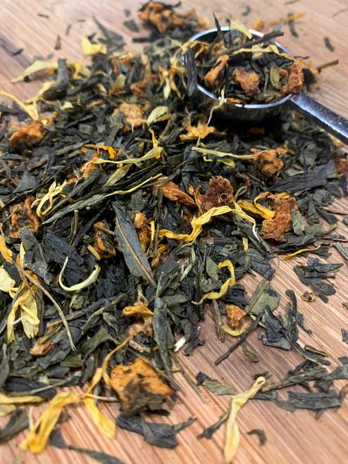 Sisters Tea Company Lemon Meringue Green Tea