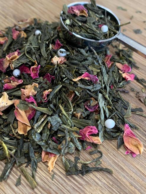 Sisters Tea Company Mother of Pearl Green Tea
