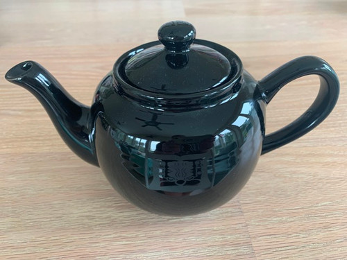 3-cup Tea Pot Black