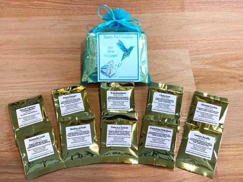 Sisters Tea Company 2021 Spring Tea Sampler