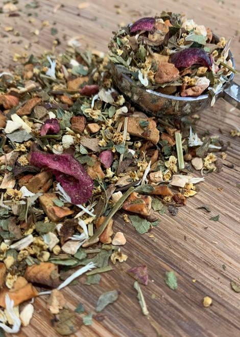 Sisters Tea Company Cherry Festival Fruit & Herb Tisane