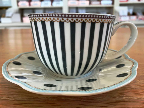 Sisters Tea Company Gigi Teacup and Saucer