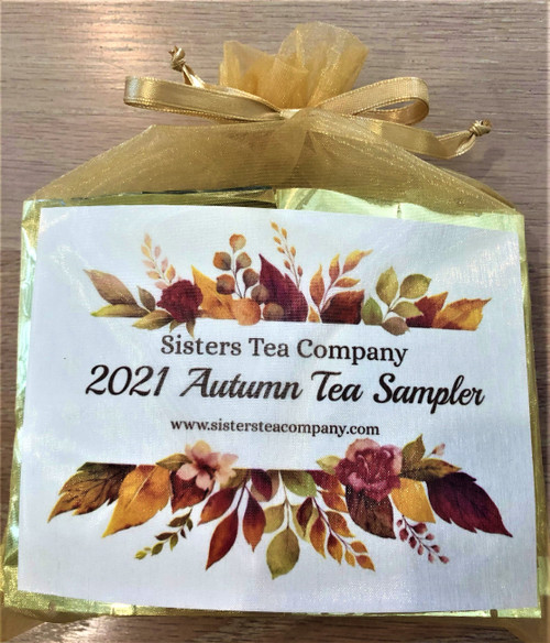 Sisters Tea Company 2021 Autumn Tea Sampler image