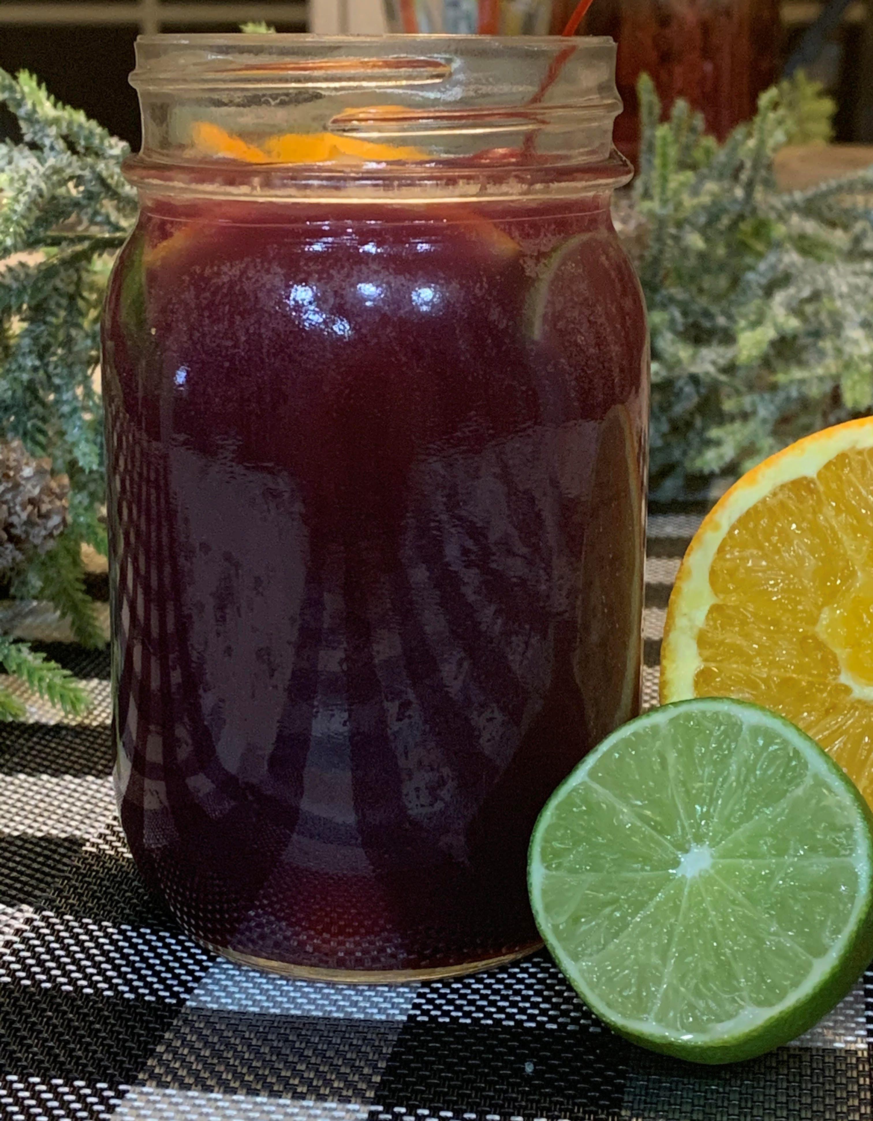 Sisters Tea Company Berry Melange Winter Fruit Punch