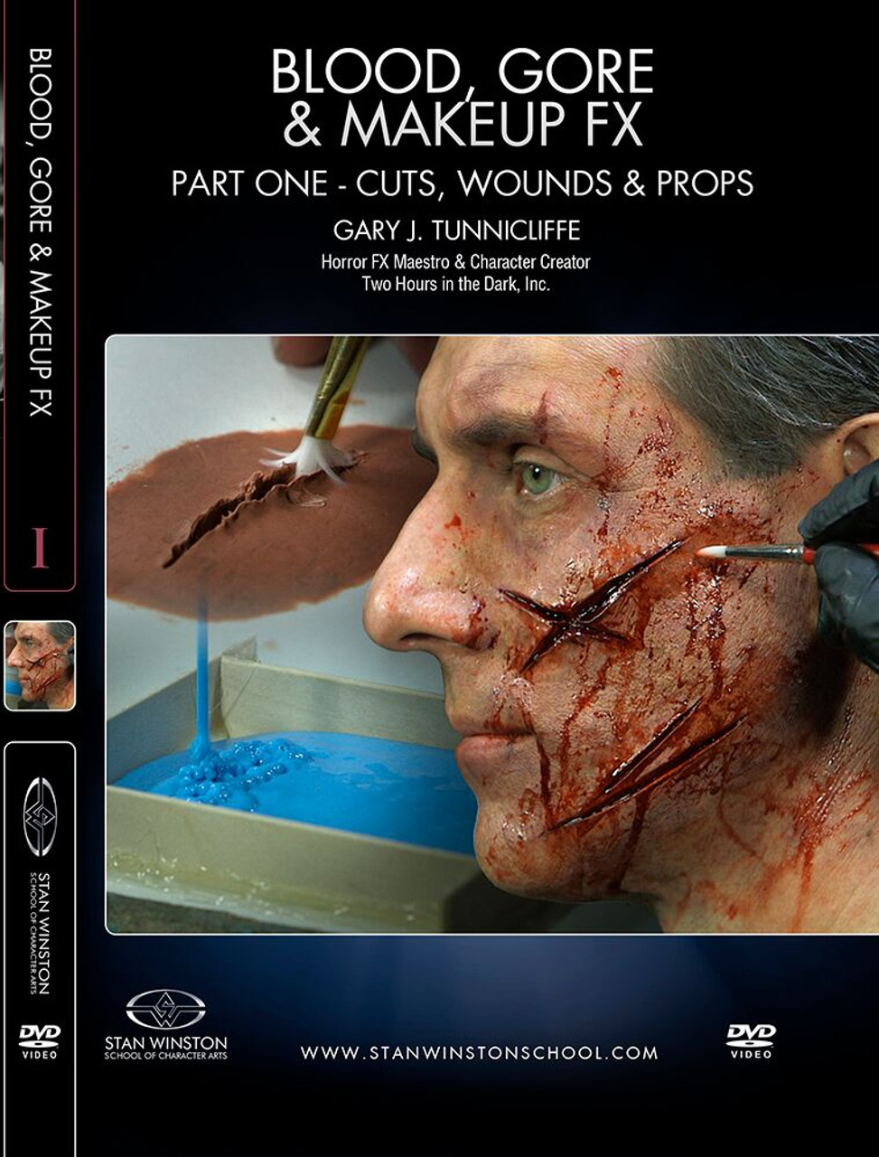Blood Gore Makeup Fx Part 1 Makeup Medley - Gore-makeup