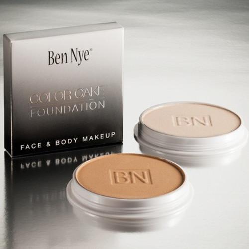 Ben Nye Color Cake Foundation 1 Oz Professional Quality