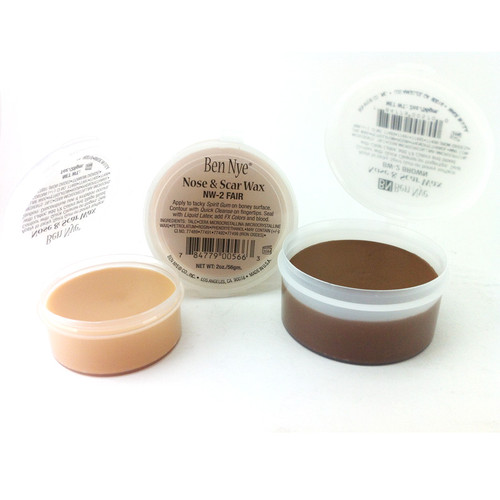 Ben Nye Nose Scar Wax Professional Quality Makeup For Live