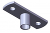 M10 Central Mount Plate