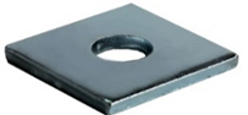 M10 1 Hole Flat Plate Bracket