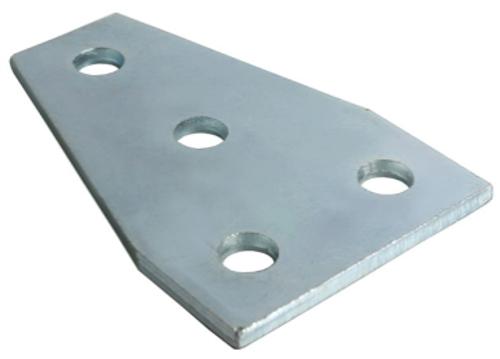 M10 4 Hole Flat Plate Joiner Bracket