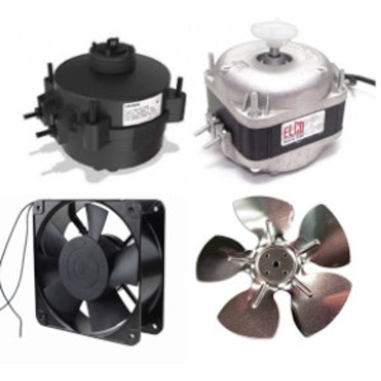 Fan Motors and Acc.