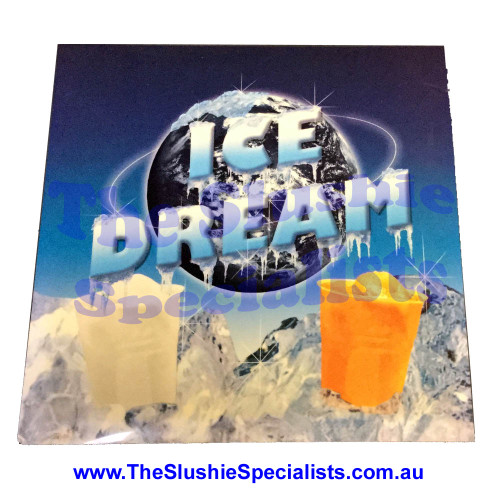 SPM Rear Ice Dream Square Decal 04.BB0081.001